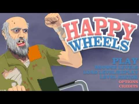 HappyWheels cu Senker - Part 10 - Batmobile !