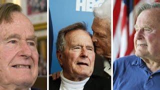 George H. W. Bush: Short Biography, Net Worth & Career Highlights