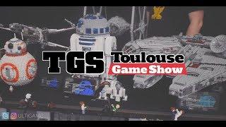 TGS 2017 - Toulouse Game Show : 2-3 Decembre 2017