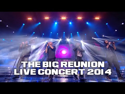 DAMAGE - WONDERFUL TONIGHT (THE BIG REUNION LIVE CONCERT 2014)