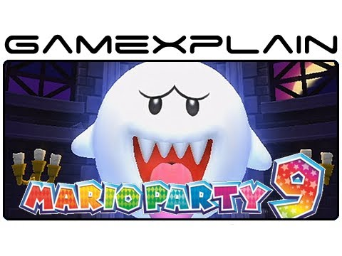 Mario Party 9 - Every Boss Battle Minigame (Gameplay Footage of All 14!) [Nintendo Wii]