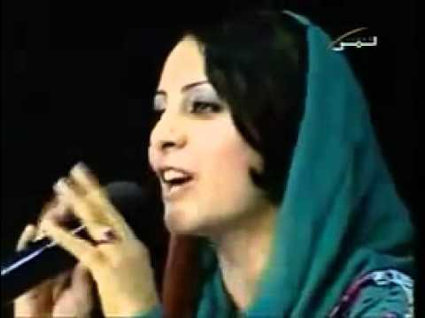 Farzana Naz New Afghan Singer  Kala Naz Kala Ghosa Lemar Tv video