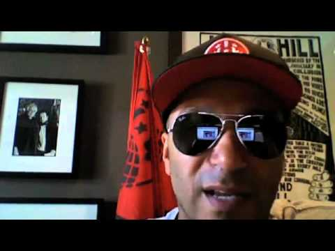 Guerrilla Video 4: Tom Morello from Rage Against The Machine on LA Rising