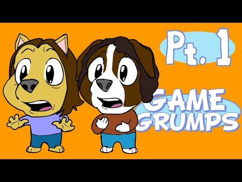 Game Grumps Animated - Dog Cancer - Pt. 1