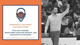 The Basketball Podcast with Chris Oliver: EP56 Zico Coronel