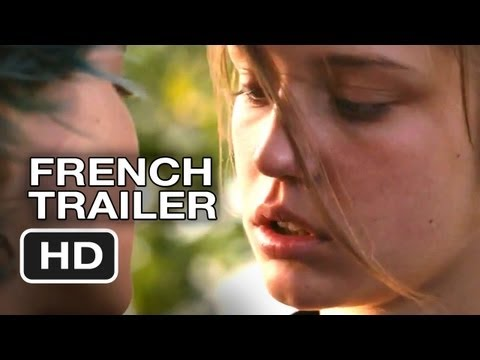 Blue Is The Warmest Color French Trailer (2013) – Drama Movie HD