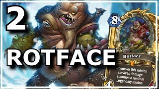 Hearthstone - Best of Rotface 2
