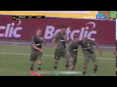 HŠK Zrinjski Mostar 1-1 Legia Warszawa | All Goals And Highlights | Champions League Qualification