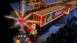 Coca Cola Christmas 1997 USA 60