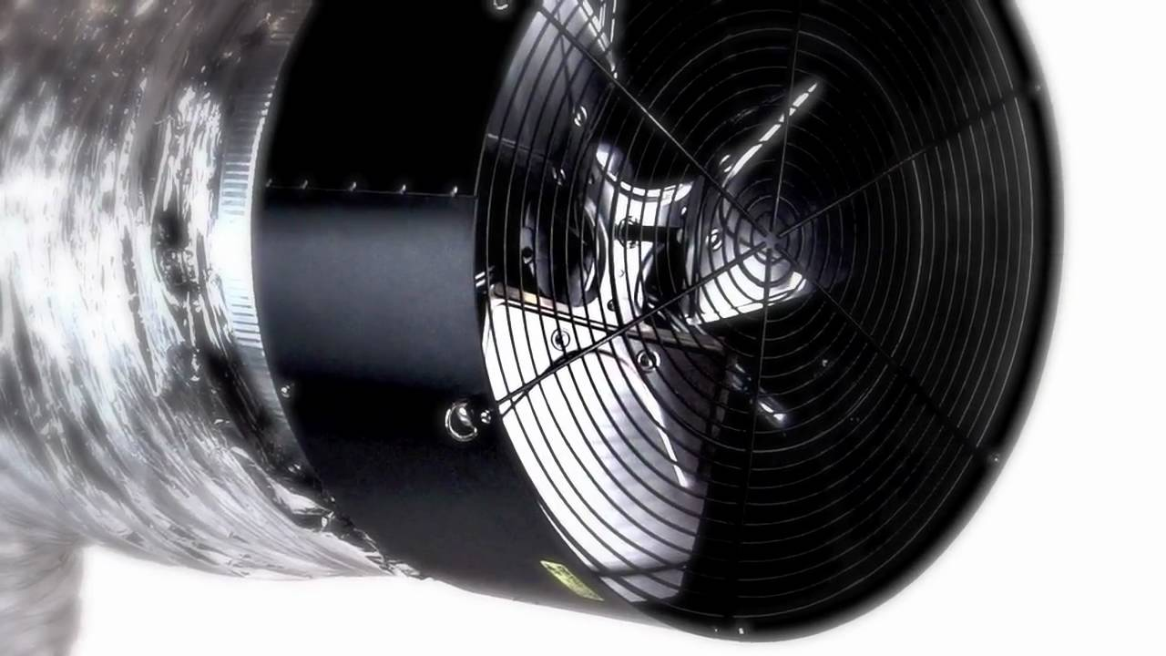 Airscape Whole House Fan Quiet And Efficient Youtube