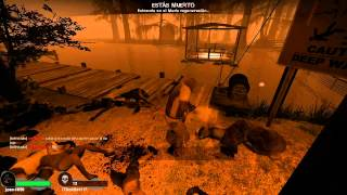 Left 4 Dead 2 (Gameplay) - Enfrentamiento - Parte #10