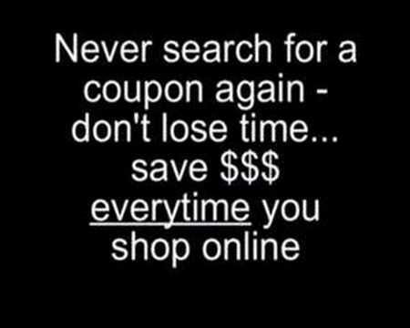 4e07c8226465 Get All Online Coupons and Get Paid to Shop - YouTube