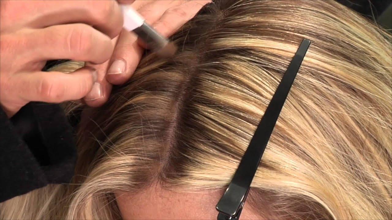 Прически на отрастающие корни волос фото