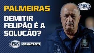 ELENCO DO PALMEIRAS É SUPERESTIMADO? Veja o debate do FOX Sports Rádio!