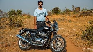 Royal Enfield Interceptor 650 - Long Term Perspective
