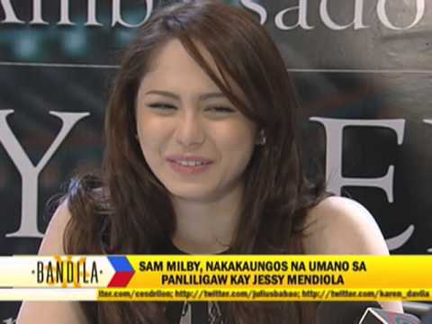Jessy Mendiola to choose Sam Milby?