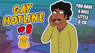 Gay Hotline Prank Compilation #8 - Ownage Pranks