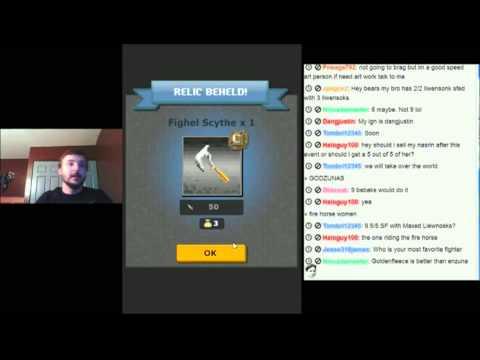 Defender of Texel (D.O.T) LiveStream: Episode 3!!!