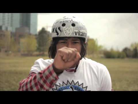 Aj Anaya's How Tuesday BMX Trick Tips: Tailwhip