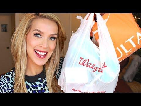 HAUL: Walgreens, ULTA, CVS!