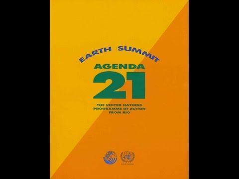 AGENDA 21: THE GREATEST THREAT TO FREEDOM WORLDWIDE.