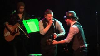 """Download Lagu """"In the Air Tonight (Phil Collins)"""" Smith & Myers Shinedown@TLA Philadelphia 12/10/15 Acoustic Tour Gratis STAFABAND"""