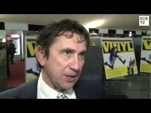 Phil Daniels Interview Vinyl UK Premiere