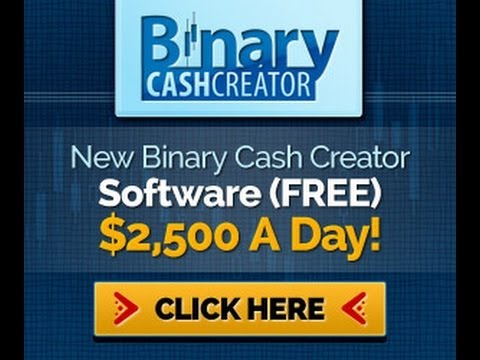 Binary Cash Creator Review - DOWNLOAD NOW!