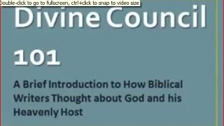 Video: In Psalm 89:6, Yahweh is amongst 'Lesser Gods' in the Heavens - Michael Heiser
