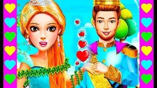 Мультик про принца, принцессу и колдунью. Спасаем принцессу от дракона. Интересный мультфильм.