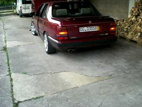 1984 lancia thema. Lancia Thema 8.32 Ferrari