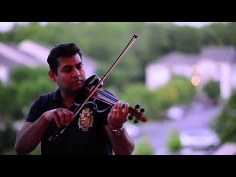 Pehla Nasha Pehla Khumar - Violin Instrumental video