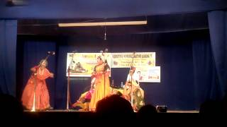 Yakshagana in Hyderabad - Chandravali vilasa - enanusurideyo