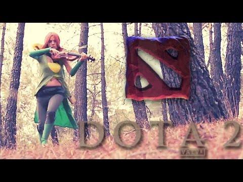 DotA 2 Soundtrack Violin Cover