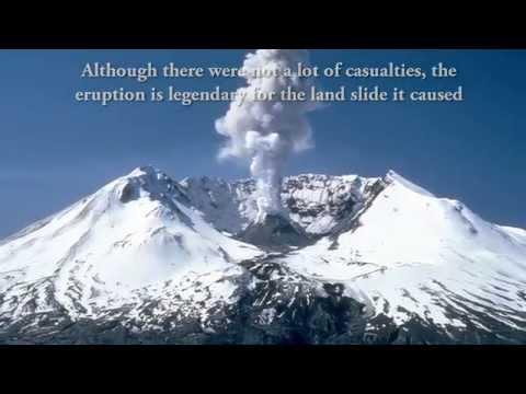 Top 5 worst volcanic eruptions ever