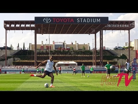 GoPro: Didier Drogba and the Ivory Coast National Team Training | FCDTV