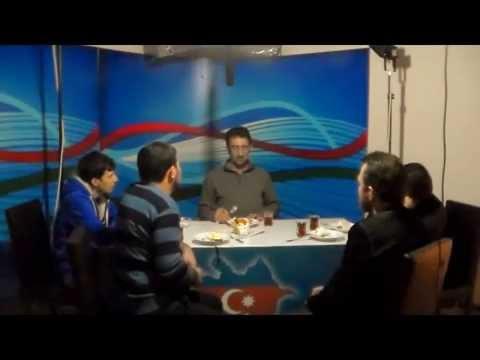 Qənimət Zahidin 50 Yaş Nitqi