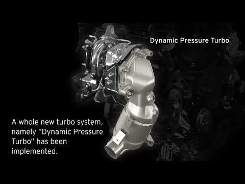 MAZDA SKYACTIV-G 2.5T  Dynamic Pressure Turbo