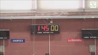 Serie A volo 2017 - Semifinale scudetto - La Perosina - Pontese - Differita streaming 1/2