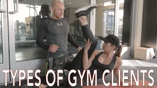 GYMLIFE | TYPES OF CLIENTS