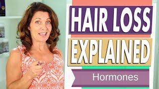 Hormonal Hair Loss | Androgenic Alopecia
