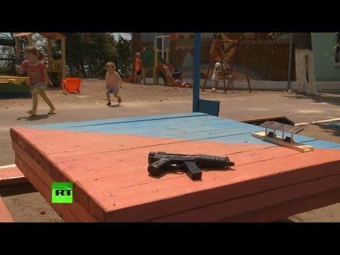 Украинские беженцы: Власти пытаются нас уничтожить