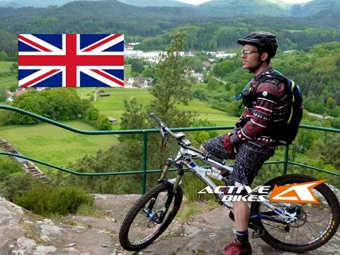 27.5 inch / 650b vs. 26 inch Mountainbike Test english version