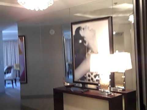 Complete Tour Of Cosmopolitan 2 Bedroom Suite With Balcony Las Vegas 2011 Youtube