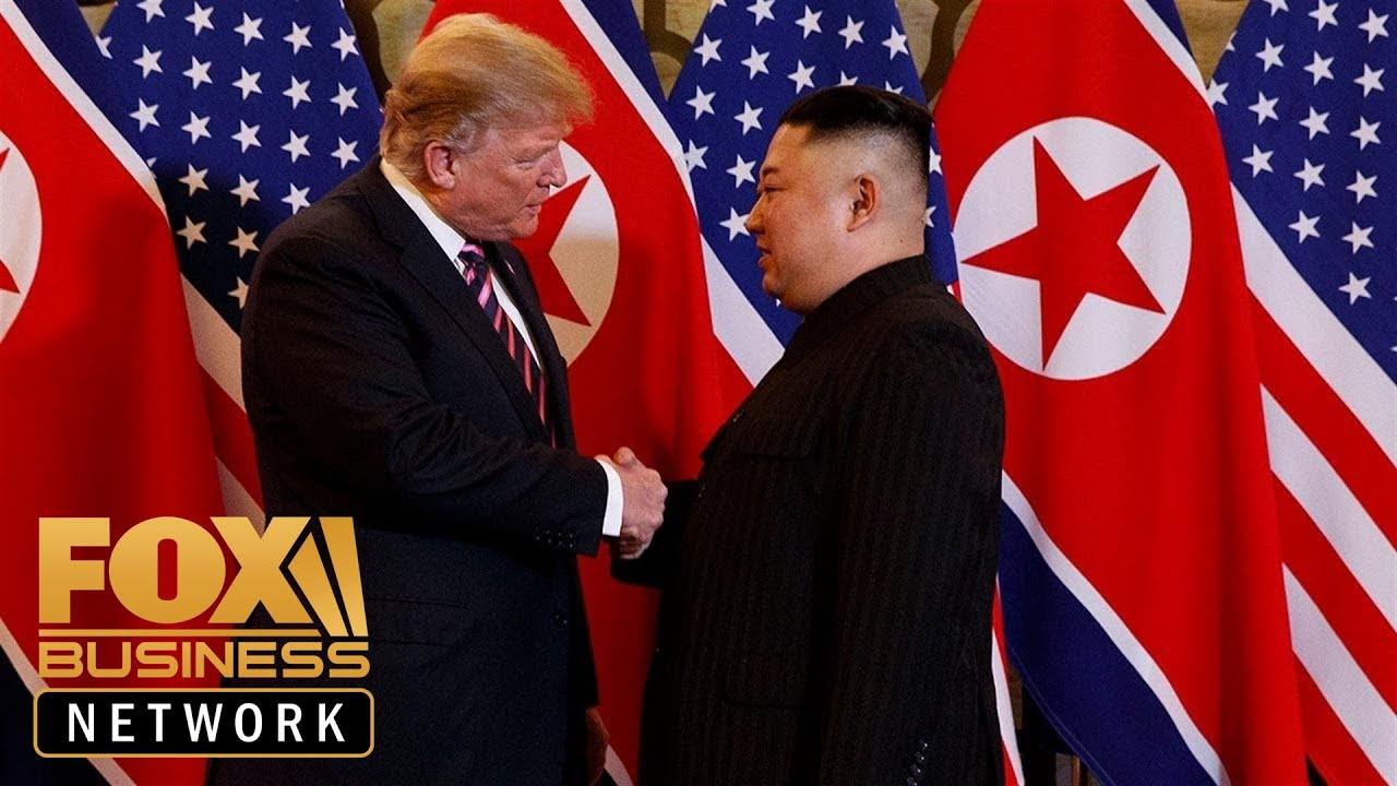 Trump: North Korea has tremendous economic potential