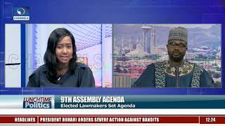 9th Assembly: APC Publicity Sec Forum Backs Zoning Of Speaker To S/East |Lunchtime Politics|