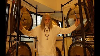 Don Conreaux: the healing power of gongs