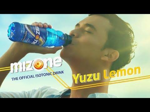 Iklan Mizone Yuzu Lemon - Mizone X We The Fest 2017 15sec (2017)