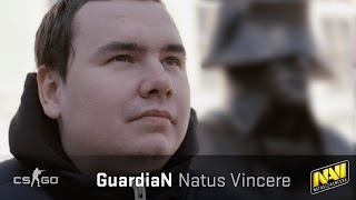 CS:GO Player Profile - Guardian - Na'Vi