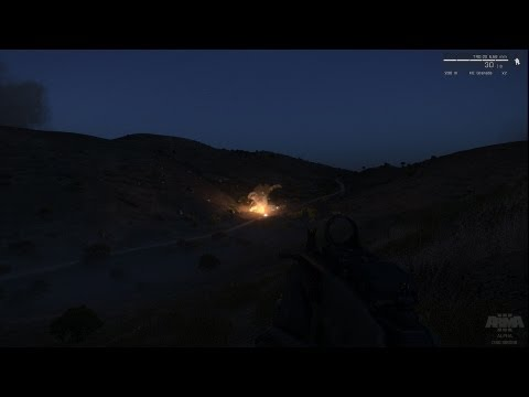 Night - Arma 3 E3 2013 Gameplay